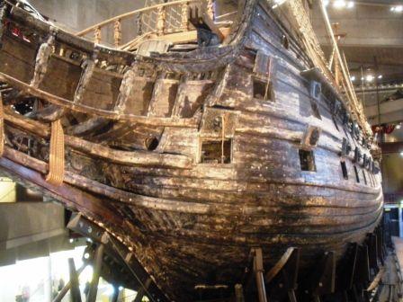 Il museo Vasa a Stoccolma è il museo più visitato e assolutamente da non perdere