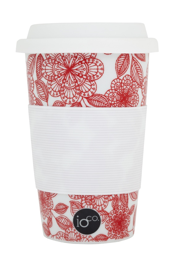 ioco coffee and tea travellers... red audrey... floral love...     shop now www.ioco.com.au