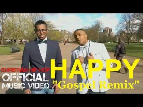 Christian Rap - Pharrell Williams - Happy (Gospel Remix - Adam & Kid)(@C...