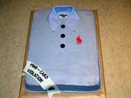 40th birthday cake ideas for men 6