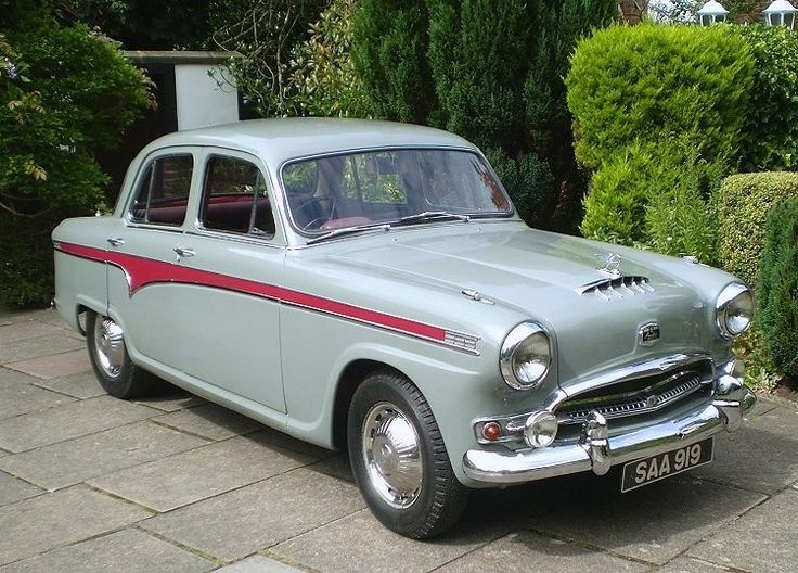 1957 Austin A95/A105.