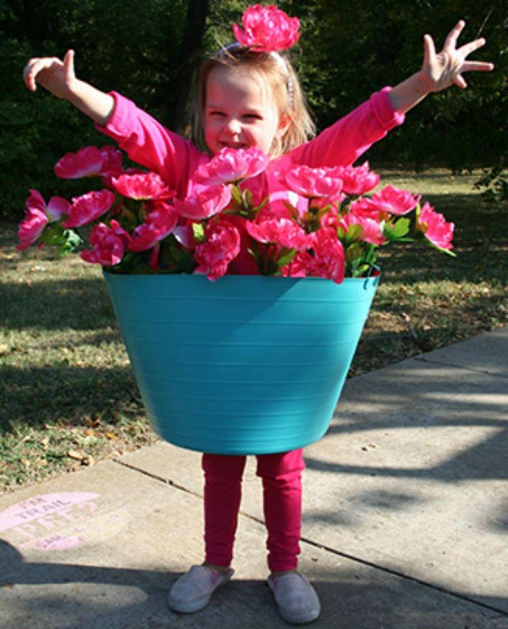 Best 25+ Flower Pot Costume Ideas On Pinterest