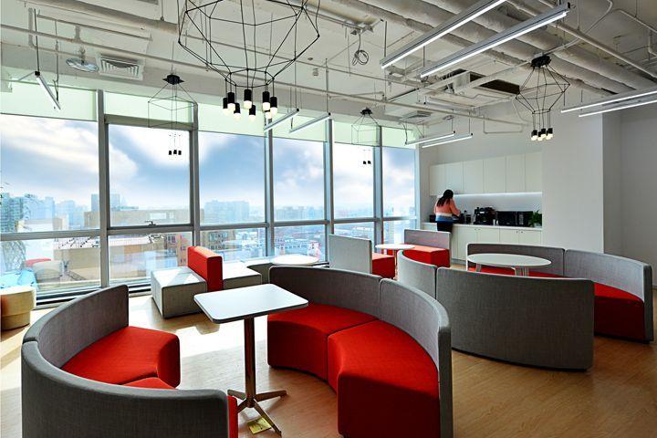 Mobvoi Inc. HQ office by David Ho Design Studio Beijing  China #professionalofficedesigns
