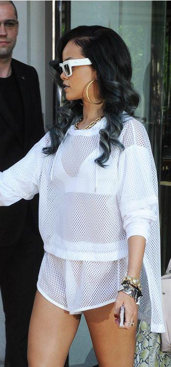 Rihanna Style Icon