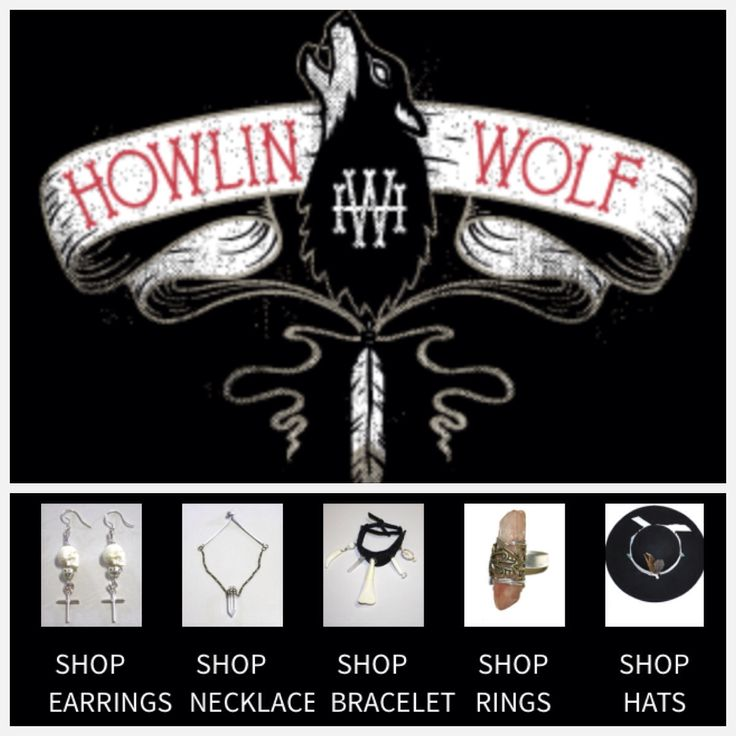 We are open! www.howlin-wolf.com.au