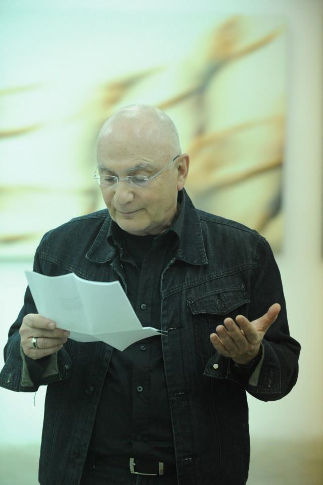 Israeli poet Mordechai Geldman, featured on PI in December 2013. Image © Gadi Dagon