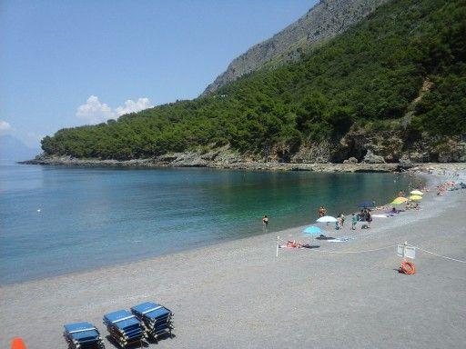Maratea spiaggia di Fiumicello