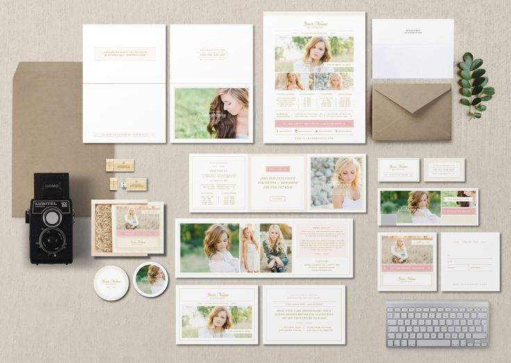 41 best Senior Photographer Templates images on Pinterest Senior - guide templates