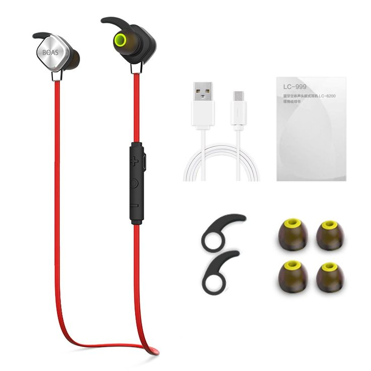 BOAS Magnetic Bluetooth Running Wireless Earphones Sport Earbuds with MIC for smartphone  EUR 10.44  Meer informatie  http://ift.tt/2rG5l5x #aliexpress