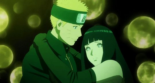Naruto and Hinata - Naruto the Last