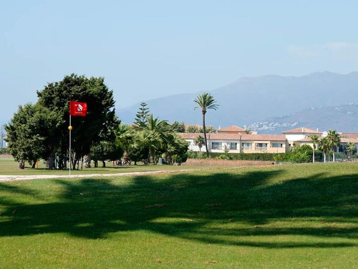 """Der 18-Loch-Golfplatz """"Los Moriscos"""" grenzt direkt an den ROBINSON Club Playa Granada"""
