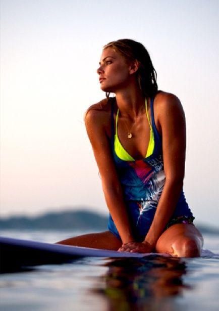 Great surf style    #AnnsCottageSurfShops - SUMMER style