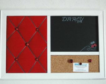french memo board corkboard wall by