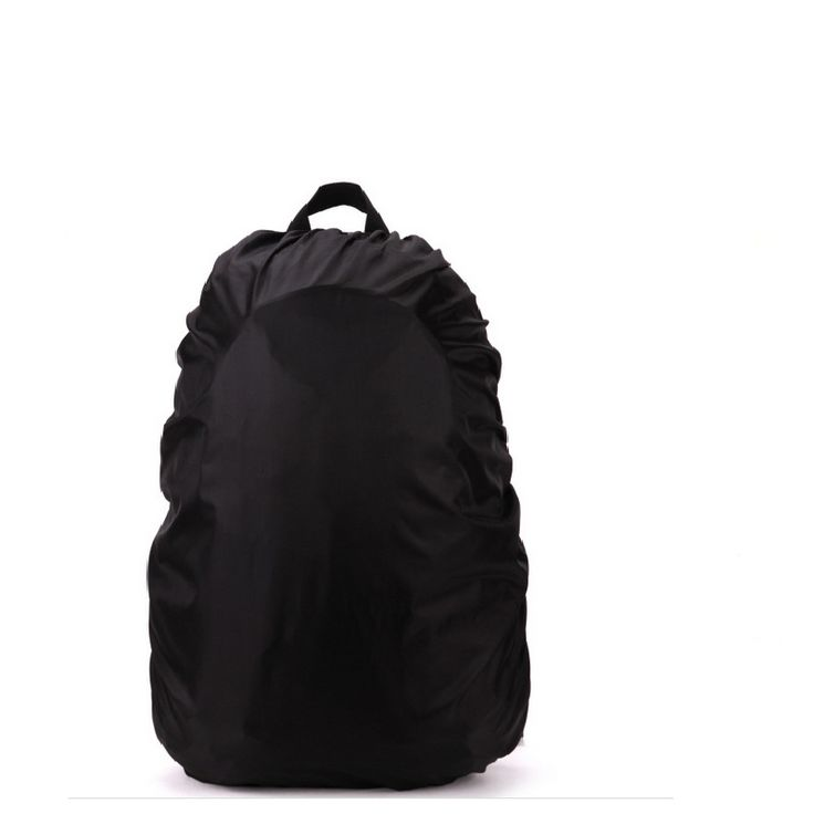 wholesale Backpack Bag Dust Rain Cover Travel Out-door 35L 45L waterproof empty bag covers 20pcs free shipping