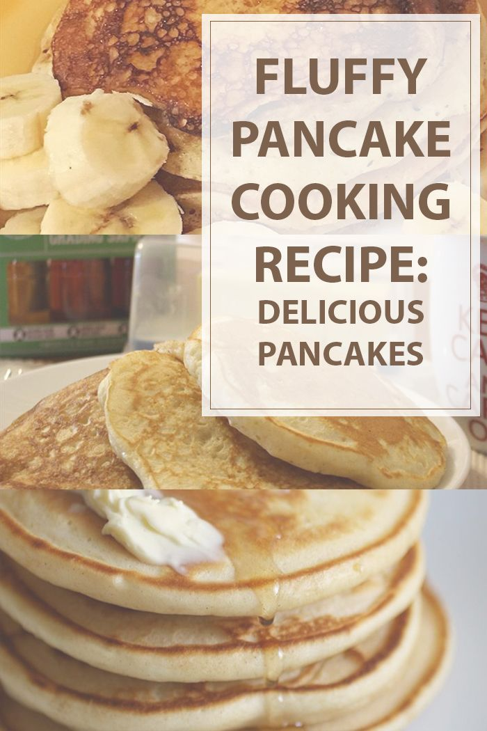Yummy & fluffy #pancakes :D My new buddy for my #breakfast  With Fluffy Pancakes Cooking Recipe you can make tastefull and yummyyy pancakes wit this .Cook the best pancakes you have ever made.Your kids will love them. #cooking #recipes | www.housewiveshobbies.com |