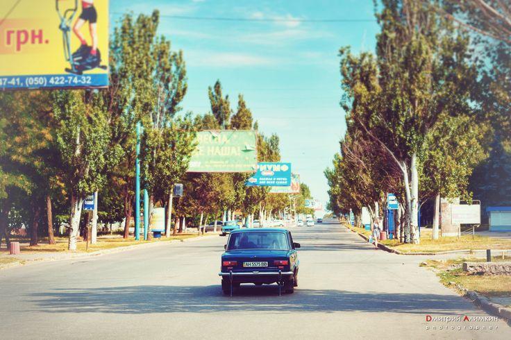 Kramatorsk, Donetsk region. 2015