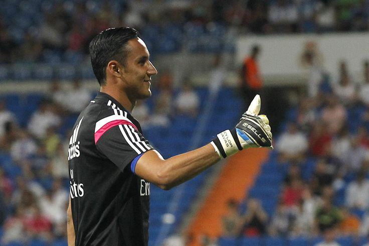 Diario Marca asegura que Keylor Navas será titular con el Real Madrid ante el Elchehttp://www.nacion.com/deportes/legionarios/Diario-Keylor-Navas-Madrid-Elche_0_1440656016.html