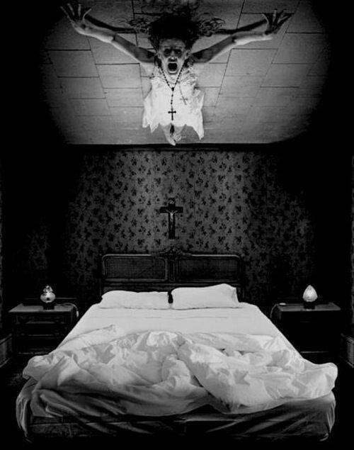 Exorcismo....