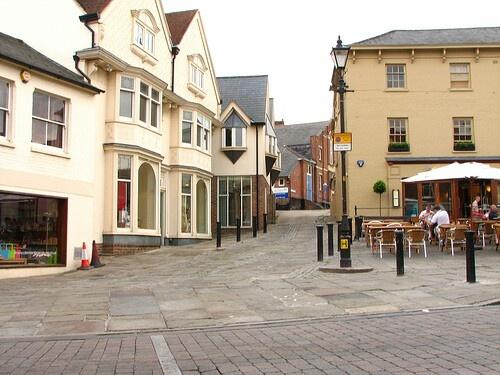 Bishop's Stortford, Hertfordshire, UK