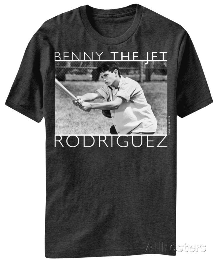 The Sandlot - Benny the Jet T-Shirt at AllPosters.com