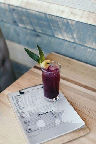 Must try cocktails — Flying Squirrel in Chattanooga, TN