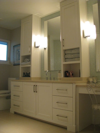 Excellent Custom Bathroom Cabinets Vancouver Modern Vanities Sechelt Bc With