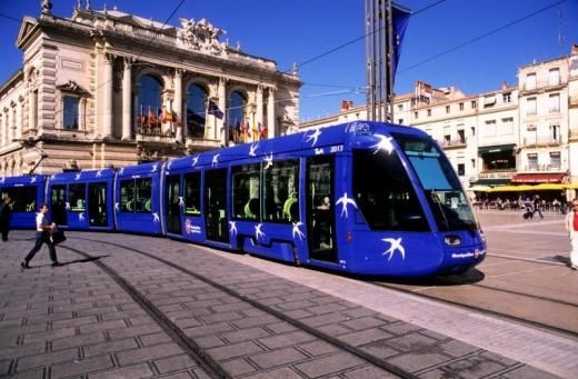 I've been  here  VLT Montpellier