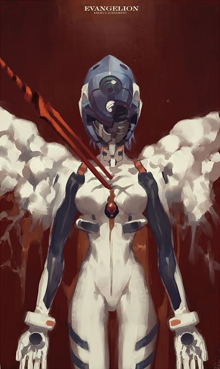 Evangelion / Angels Judgment