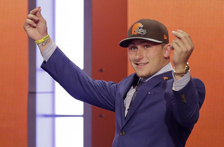 Johnny Manziel leaves draft and parties hard | Page Six