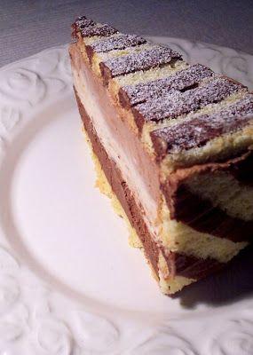 Macikonyha: Csokimousse-gesztenyemousse torta