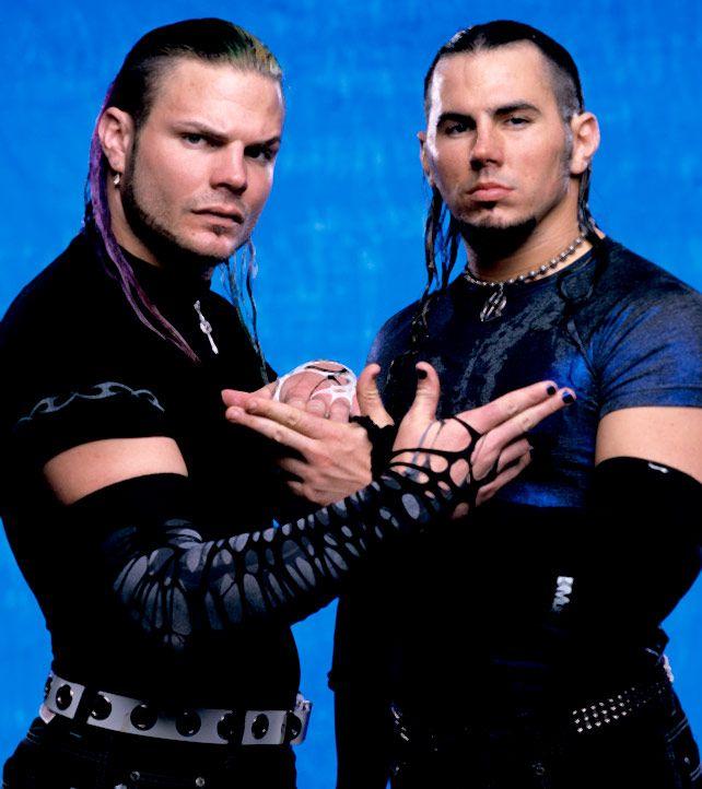The Hardy Boyz Promotional Photos