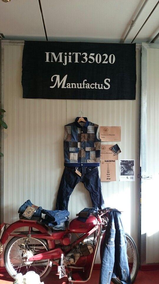 Denim Artisan showroom in Due Carrare #IMjiT35020Manufactus