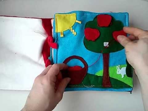 Lilla Elena's quiet book http://my-quiet-books.simplesite.com