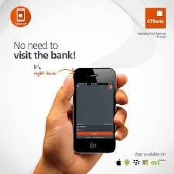 GTB Mobile App Download for Android & iPhone GTB Online