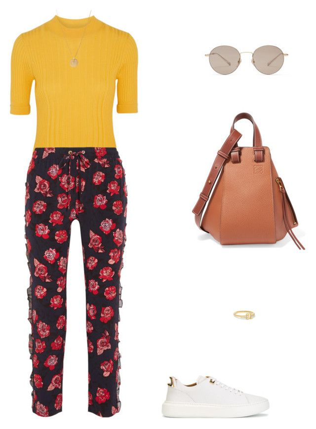 """""""Street Style"""" by julieselmer on Polyvore featuring Maison Margiela, Markus Lupfer, Loewe, Gucci and BUSCEMI"""