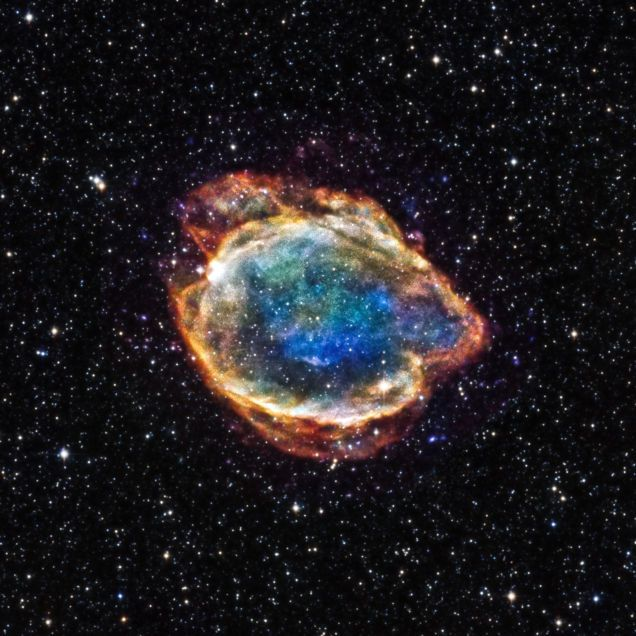 This Supernova Could Change Everything We Know About How Stars Explode