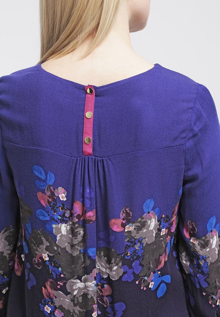 Diese Bluse schmeichelt deiner Figur. Tom Joule HOPE - Bluse - blue für 69,95 € (03.12.15) versandkostenfrei bei Zalando bestellen.