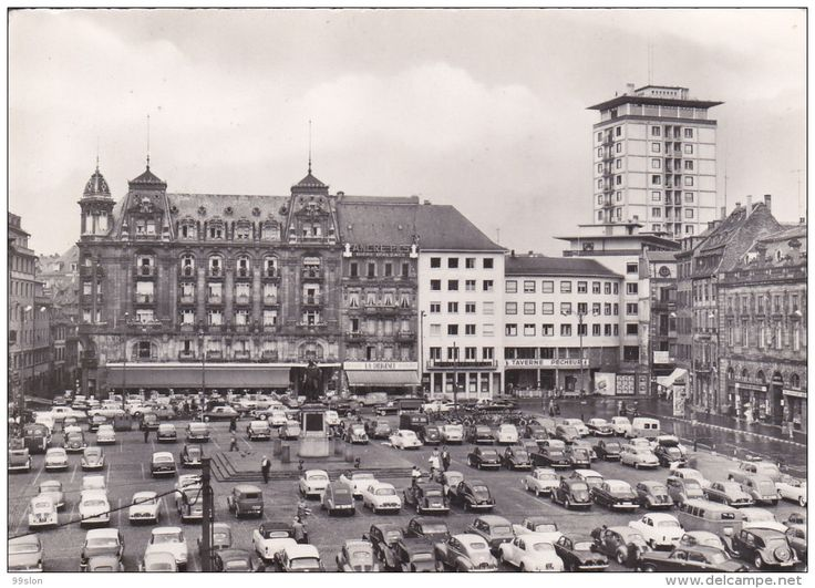 Strasbourg bas rhin la france en cartes postales et - Magasin ouvert aujourd hui en alsace ...