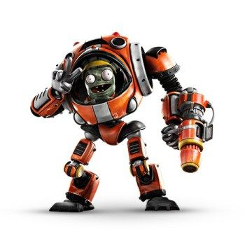 Plants vs Zombies Garden Warfare 2 - Z-Mech