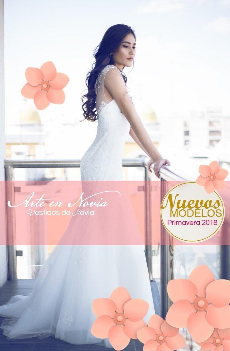Encantador Vestidos De Novia En León Composición - Colección de ...