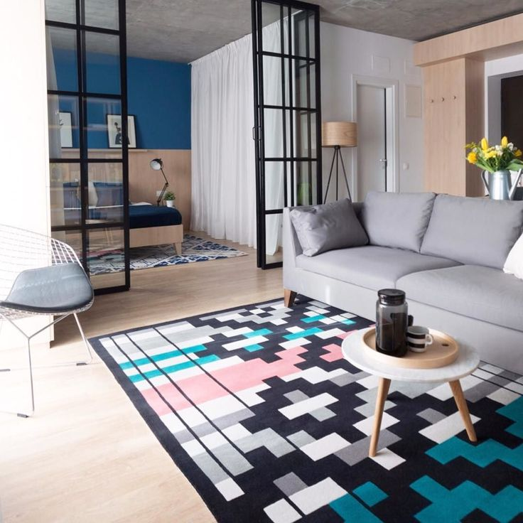 @daretorug now available on #ArchiproductsShop!  Launched in 2015 Dare to Rug is the first Romanian designer brand that creates hand-tufted rugs mixing craft and design inspired by traditional patterns.  #archiproducts #rugs #handtufted #patterns