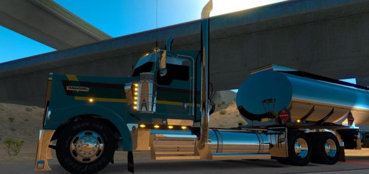 Digicel Play Skin Pack (1 32 – 1 33 x) ATS - American Truck