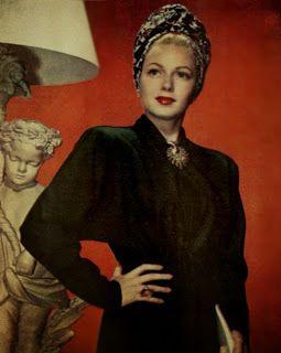 The beautiful Lana Turner