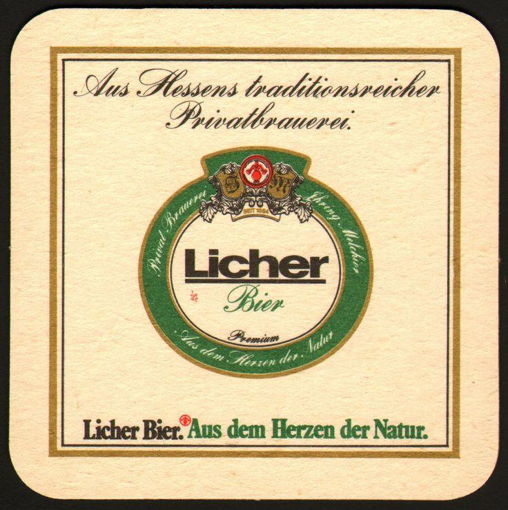 Licher Bier