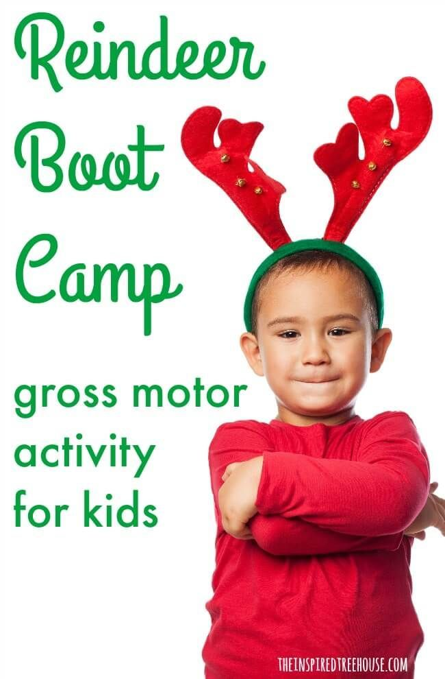 The Inspired Treehouse - These holiday gross motor activities for kids are…