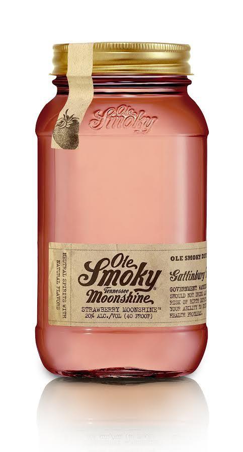 Ole Smoky Strawberry Moonshine
