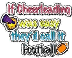 Cheerleading quotes, funny cheerleading quotes, cute cheerleading quotes | My2fun
