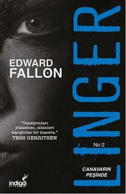 """Edward Fallon - Linger 2: Canavarın Peşinde ePub PDF e-Kitap indir   """"Tansiyonları yükselten zihinleri karıştıran bir macera."""" -Tess Gerritsen- Bazen kendini hiçliğin ortasında kalmış bulursun ve bazen de o hiçlikte kendini bulursun. Kate Messenger amansız bir kovalamaca ve büyük hayal kırıklıklarından sonra görevinden istifa eder ve yeni tanıştığı gizemli Noah Weston ve Christoper'la karanlık canavarın peşinden gitmeye karar verir. Yeni yolculuğu sırasında sürekli verdiği kararların bir…"""