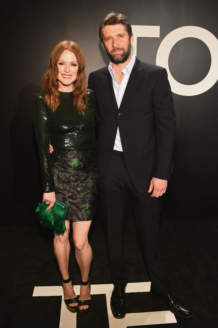 Tom Ford Takes On Hollywood - Julianne Moore and Bart Freundlich