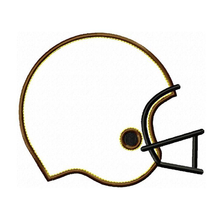 Football helmets template printable pvc catapult plans